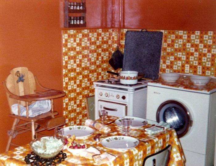 cuisine des ann es 70 notre histoire. Black Bedroom Furniture Sets. Home Design Ideas