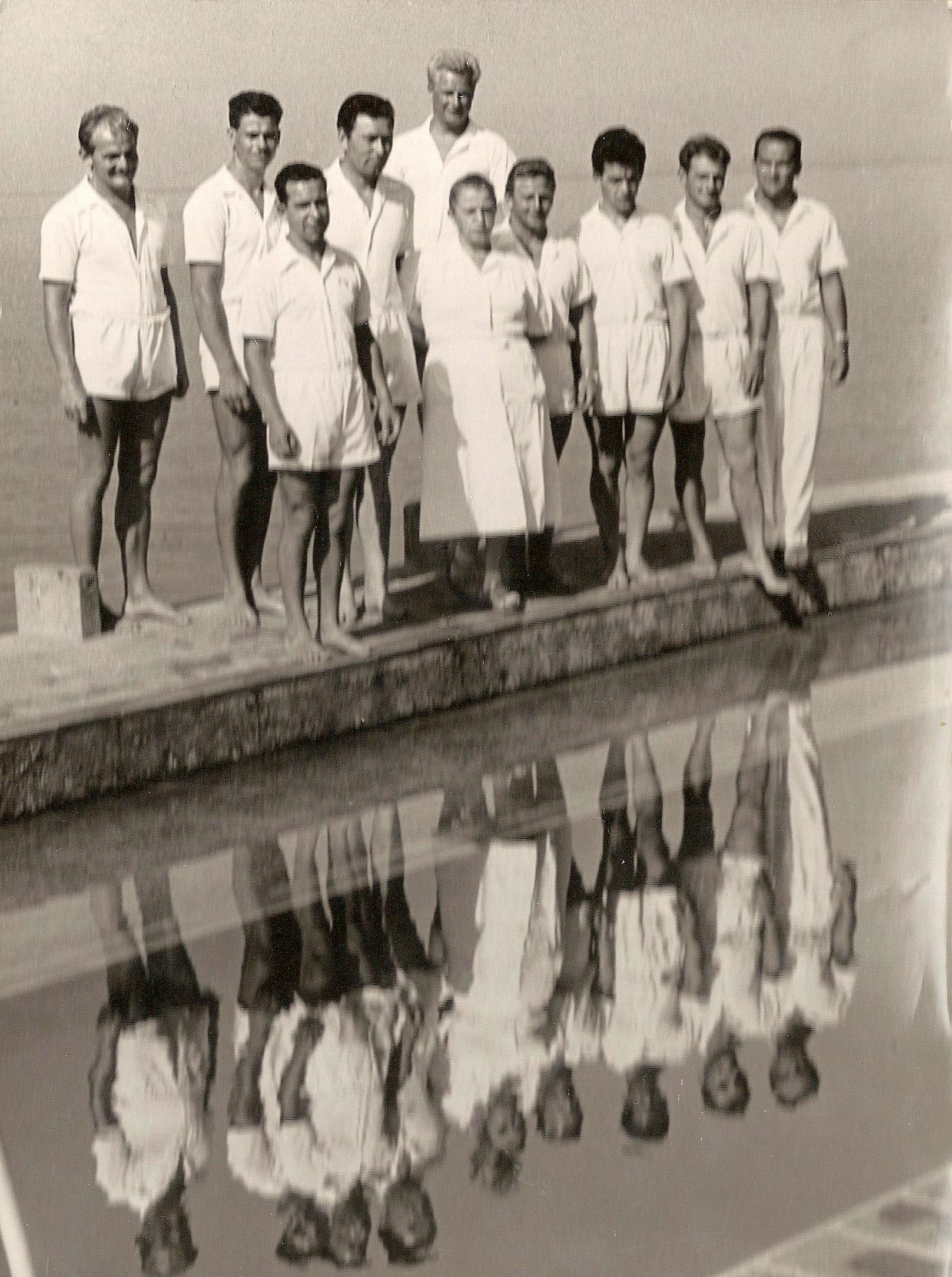Piscine de bellerive lausanne notre histoire for Bellerive lausanne piscine