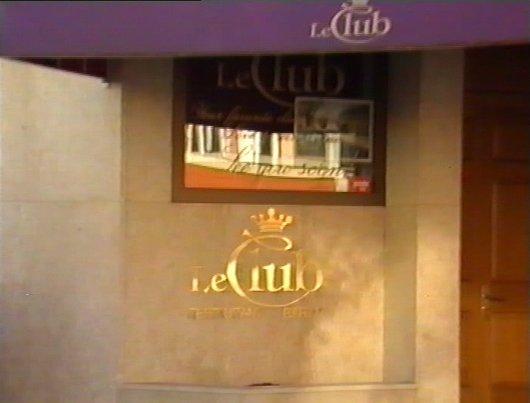 """""""Le Club""""  Bar Dancing"""