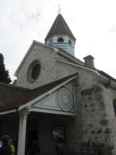 100 ans église Saint Jean de Cour Lausanne