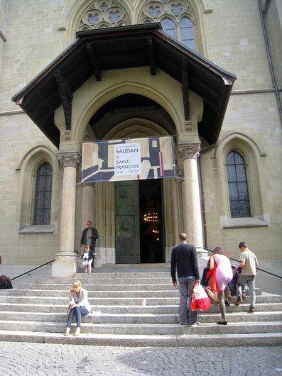 Olivier Saudan Palazzo Fortuny à l'Eglise Saint- François