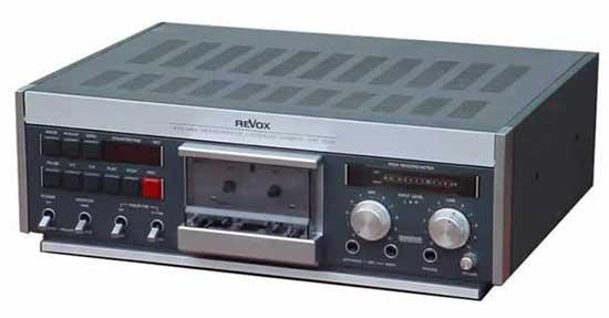 le revox studer b710 mkii lecteur enregistreur de. Black Bedroom Furniture Sets. Home Design Ideas