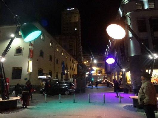 Festival Lausanne Lumières 2012