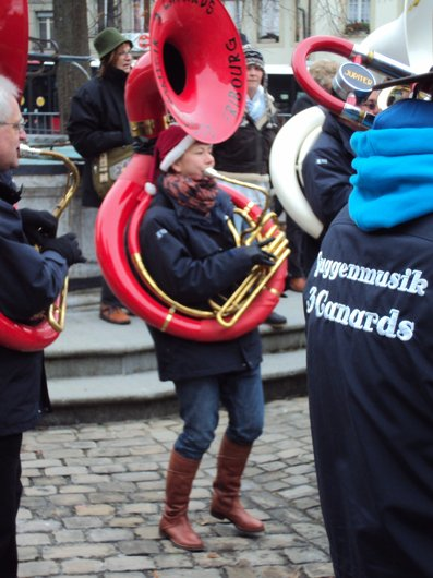 Guggenmusik, 3 Canards