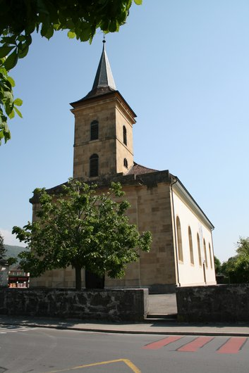 Eglise du Landeron