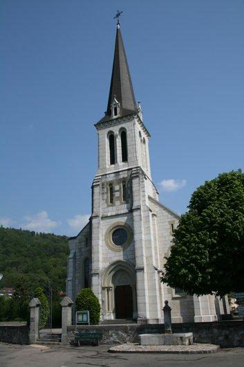 Eglise de Cressier NE