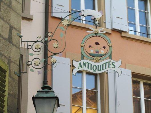 Lausanne antiquaire