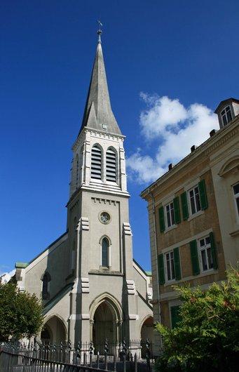 Temple Farel la Chaux-de-fonds