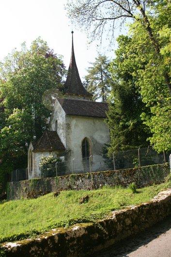 Eglise St-Martin de Cressier (NE)
