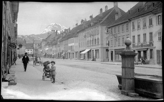 La Grand-Rue de Bulle