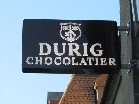 Lausanne Chocolatier Durig