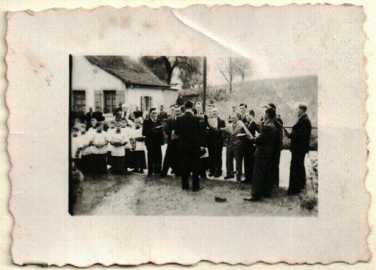 Le choeur d'hommes de Surpierre en concert