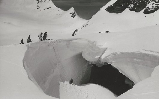 Exercice de sauvetage au Jungfraujoch (1)
