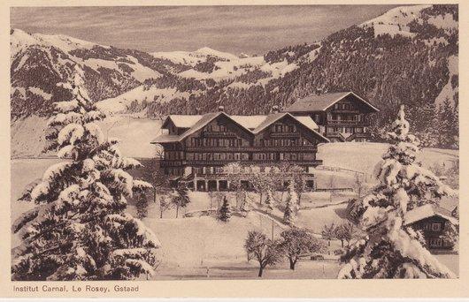 Institut du Rosey de Gstaad