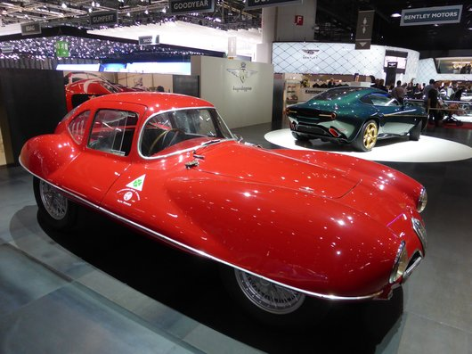 Alfa Roméo, Disco Volante