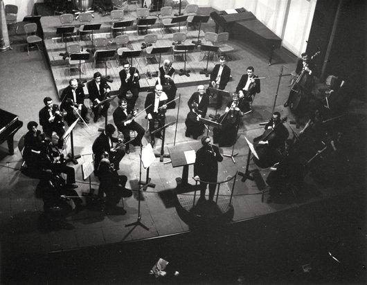 Victor Desarzens et l'OCL au Théâtre Municipal