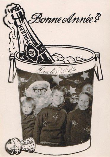 Le père Noël Gonset