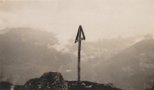 Vue sur St-Luc de l'Alpe d'Orzival