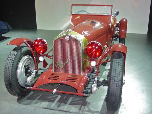 Alfa Roméo, 8C Le Mans