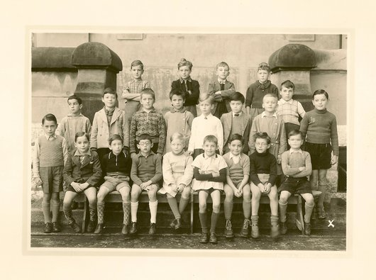 Ecole des Eaux-Vives années 30