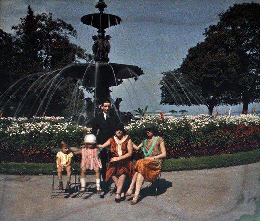 Les fontaines et lavoirs de suisse notre histoire for Jardin anglais geneve suisse