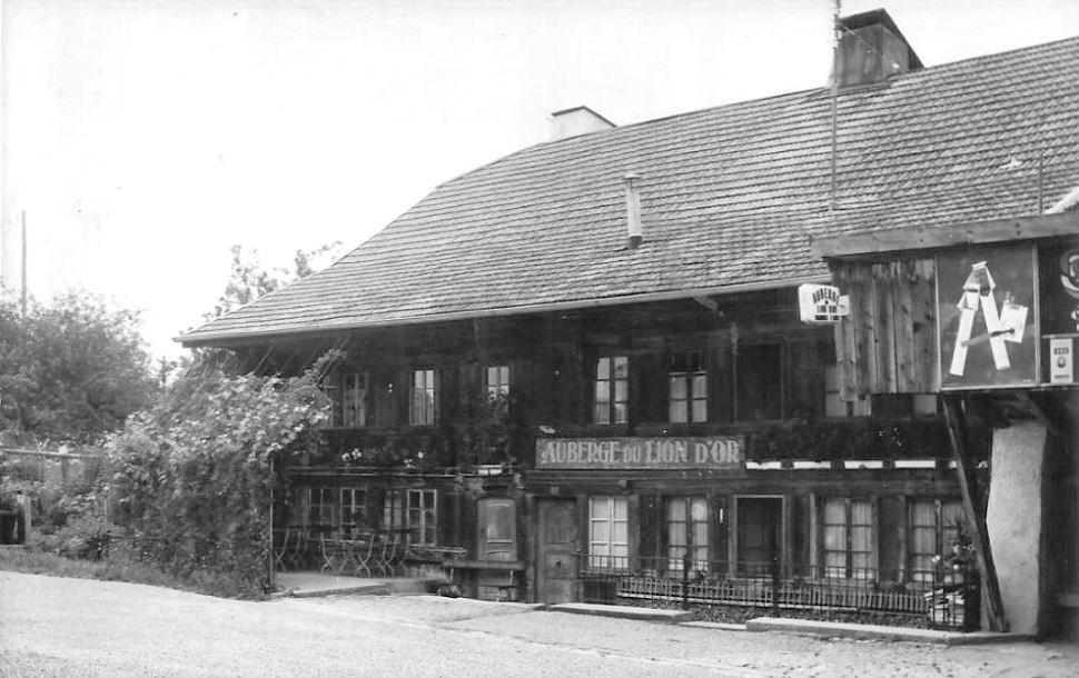 Restaurant Lentigny St Claude