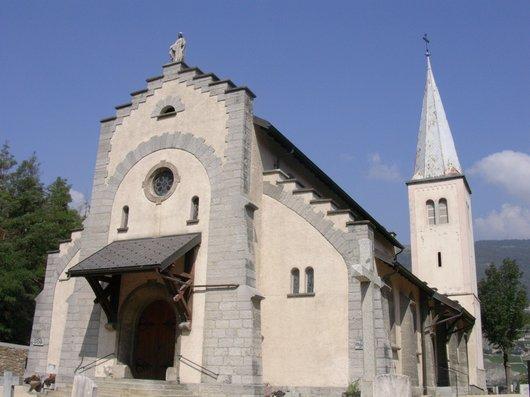 Église de Granges, Valais