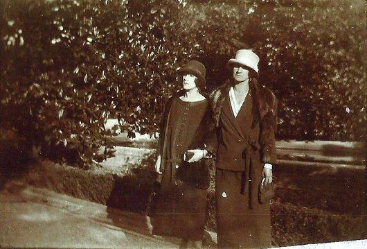 Mode années 1920/1930
