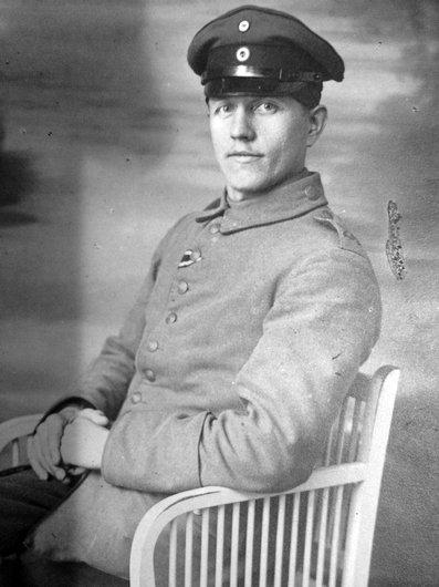 L'officier allemand