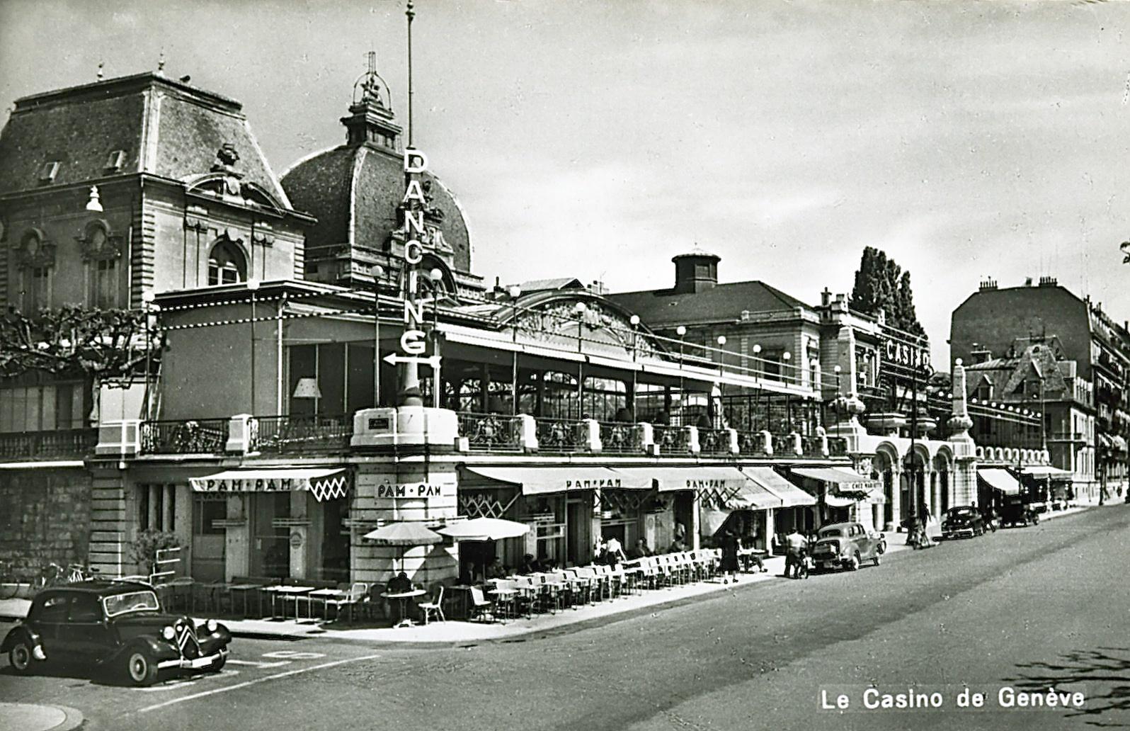 parking grand casino geneve