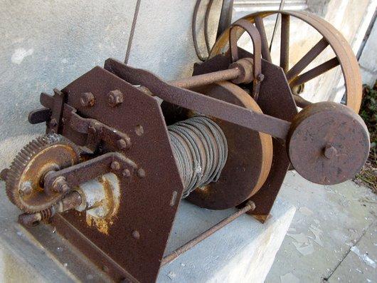 Câble et machinerie!