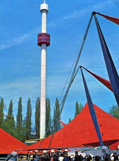 Expo 1964 la Tour spirale