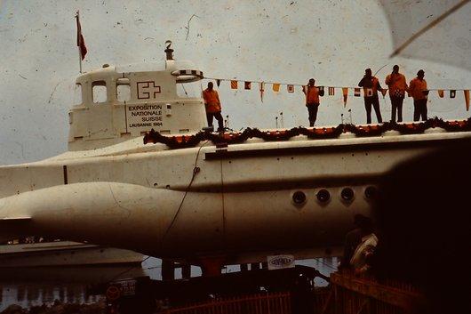 Expo 64 le mesoscaphe