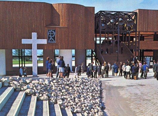 Expo 1964 Le sanctuaire et son carillon