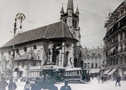 Place St Francois
