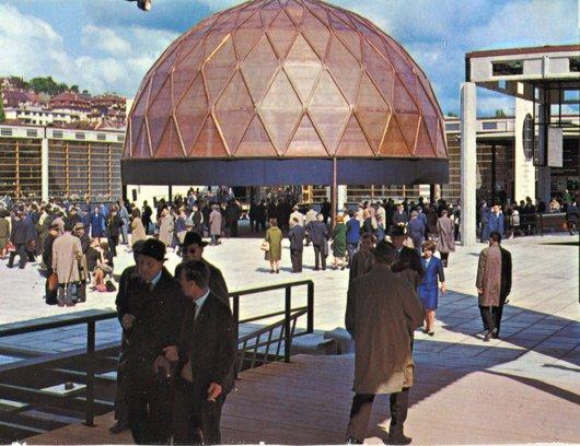 Expo 1964 secteur transports et communications