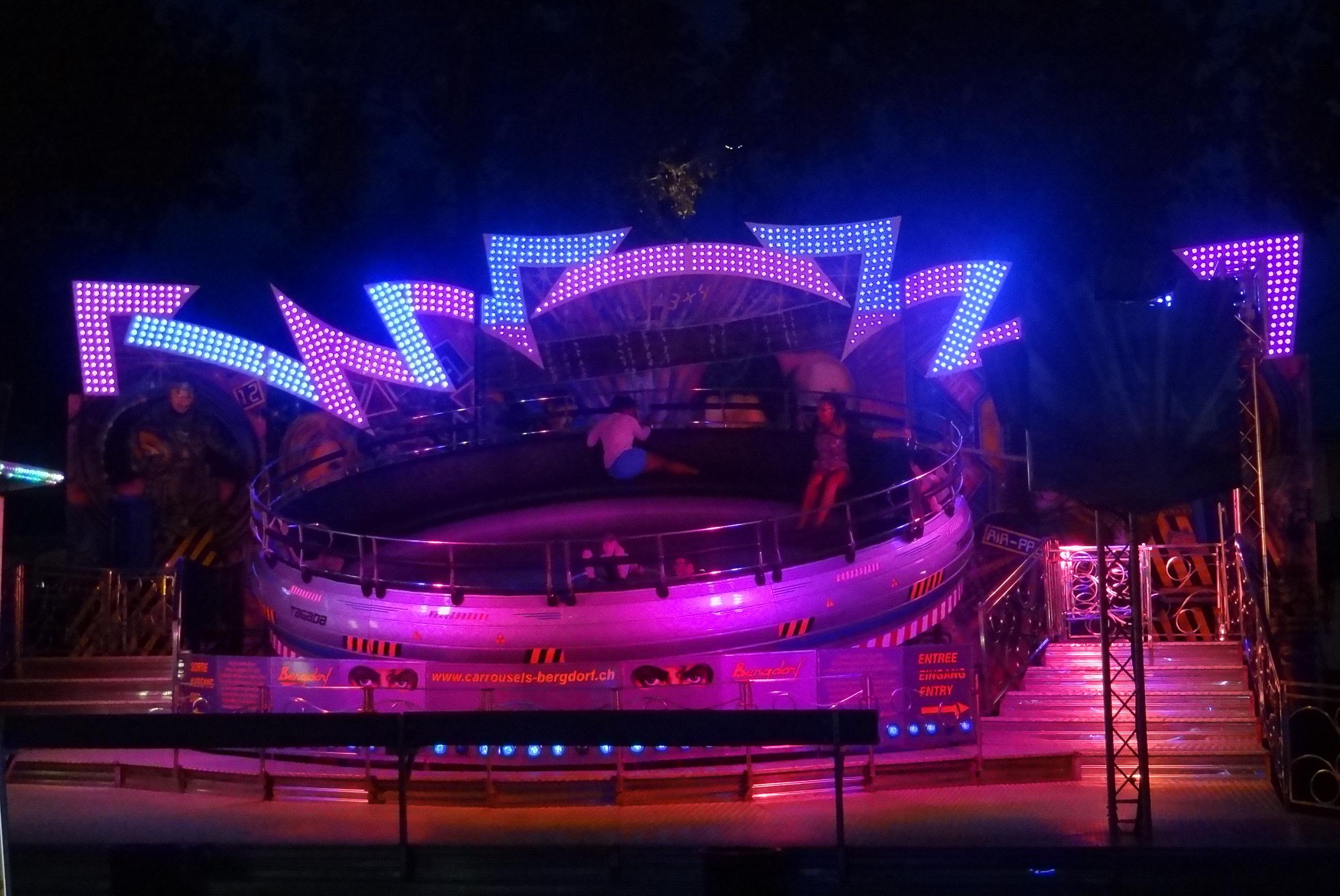 Luna park de bellerive le tagada notre histoire for Puerta 9 luna park