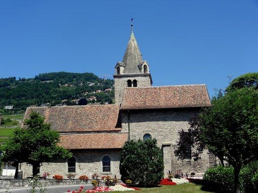 Temple Saint-Maurice / Corsier-sur-Vevey