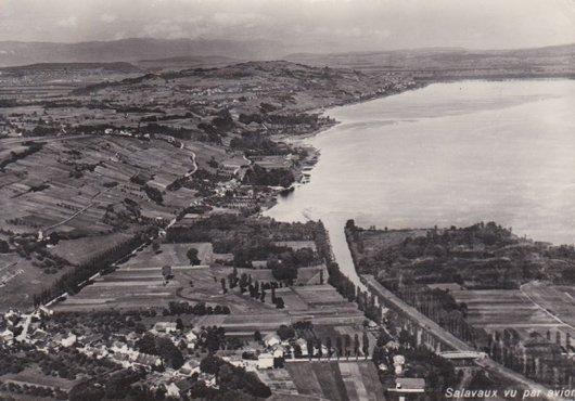 Salavaux ( Le Petit Lac )