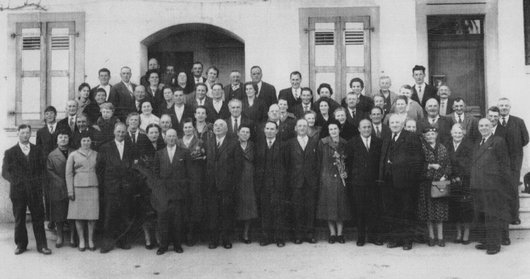 Centenaire de la Société de laiterie de Cotterd.