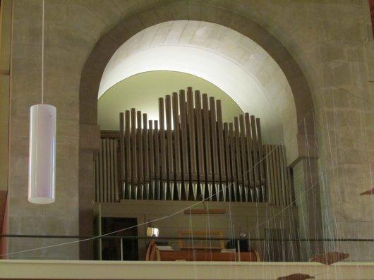 Echallens orgues église protestante