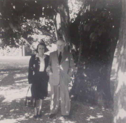 Beatriz von der Weid 1889-1981 Henri von der Weid 1893-1967