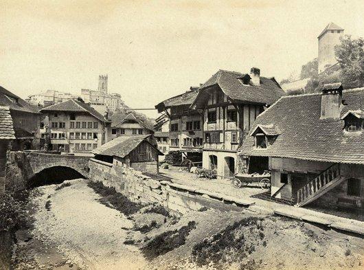 Fribourg Basse Ville