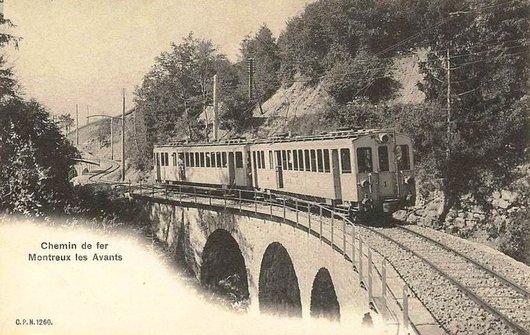 MOB Viaduc des Chenaux 1902