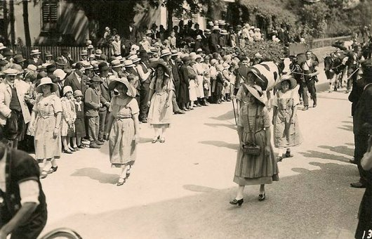 Carnaval à Fribourg