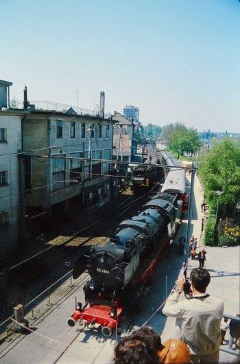 La locomotive 50 2988