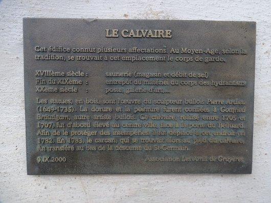 Le Calvaire (détail)