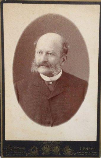Jules Roguin 1823-1908 Yverdon Geneve juge federal