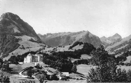 Les Sciernes d'Albeuve,   Le Rosaire