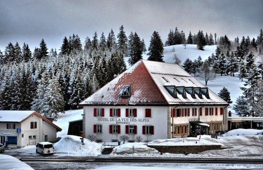 Hôtel restaurant de la Vue-des-Alpes